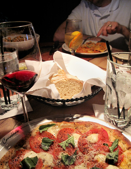 Bring back auto gratuity to parties of six or more at Carrabba's