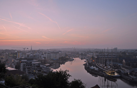 Make air pollution in Bristol a priority