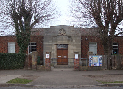 Save Milton Road Public Library in Cambridge from demolition