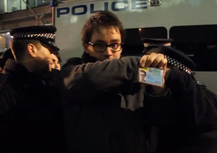 Investigate Police Violence against students in London
