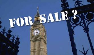 Sell the Palace of Westminster