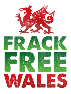 A moratorium is not a ban. Ban fracking in Wales.
