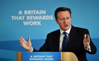 Force David Cameron to comment on his families off shore accounts