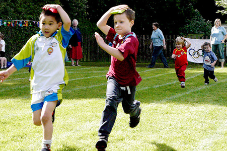 Community Playing Fields should be retained for the Local Community