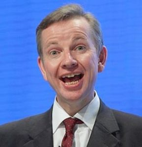 Remove Michael Gove from office.