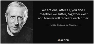 Declare Pierre Teilhard de Chardin, S.J., a Doctor of the Roman Catholic Church.