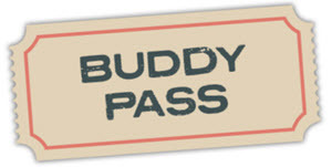 Buddy Passes Fly As D2 When Traveling With The Employee
