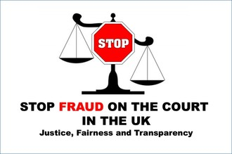 STOP FRAUD ON THE COURT IN THE UK