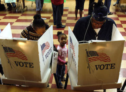 Break Down the Barriers: Bring Automatic Voter Registration to Illinois!