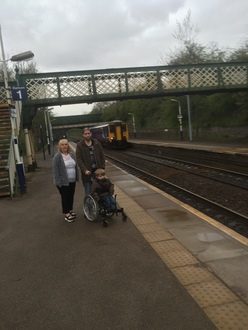 Campaign for Disability Access for North Reddish Train Station