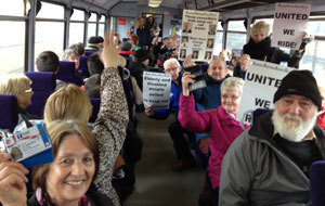 Free Local Train Travel for England's Pensioners
