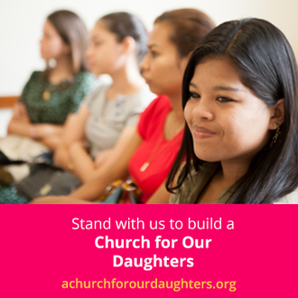 Tell U.S. Bishops to Work With Catholics to Build a Church for Our Daughters