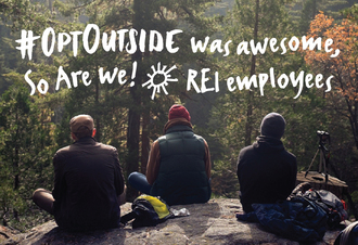 End Hardship at the REI Co-Op!