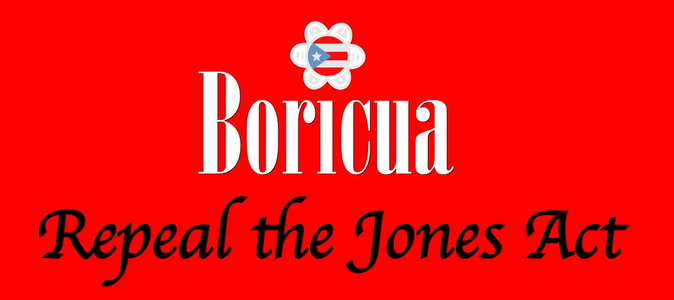REPEAL THE JONES ACT