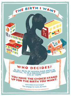 Choice for mothers-to-be saves NHS money