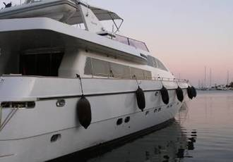 Sell the yachts pay the pensions