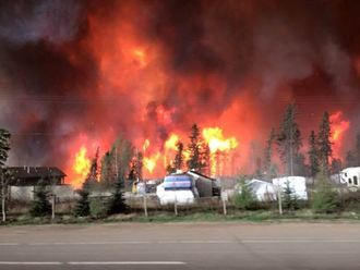 Support all workers from Fort McMurray fire get back to work.