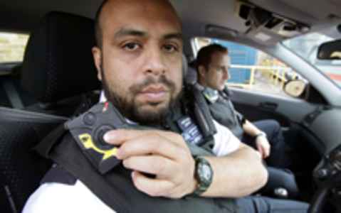 Body Cameras for Police!  Support The Safer Officers And Safer Citizens Act Of 2015: Indiana