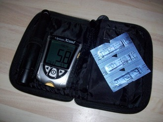 Better provision of testing strips for type 2 diabetics
