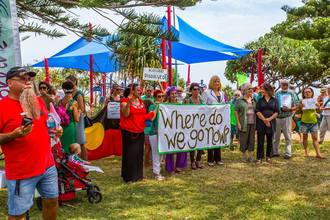 Restore funding for preventative Domestic Violence Services in the Tweed Shire.