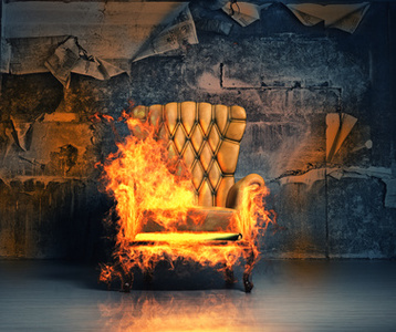 Ban All Chemical Fire Retardants in Furniture