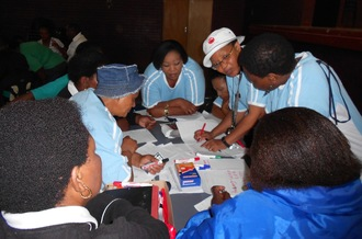 Make Gauteng Community Health Workers Permanent