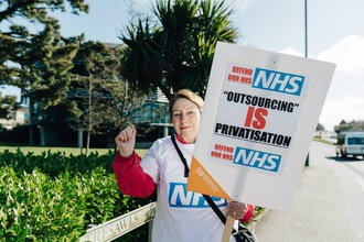 West Lancs CCG - Stop Privatising Our Hospital and NHS Services