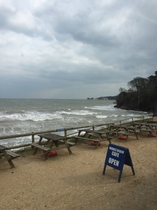 SAVE MIDDLE BEACH CAFE STUDLAND DORSET FROM DEMOLITION BY NT