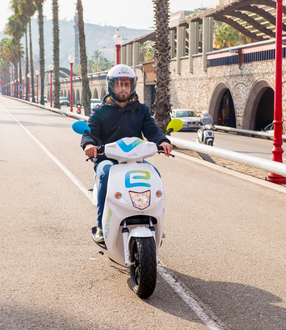 Implement the promised plug-in grants for electric motorcycles