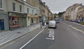Keep Bath's London Road Safe For Cycling