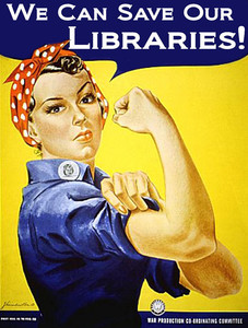 Save Lancashire's Libraries