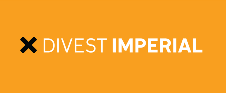Divest Imperial from Fossil Fuels