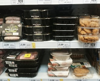 Tesco: Stop Using Black Plastic Packaging