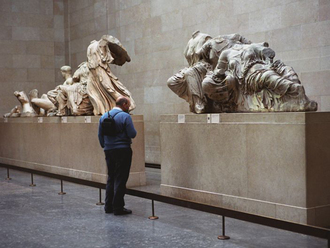 Return the Elgin marbles to Greece
