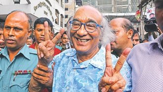 Release Shafik Rehman, 81, editor held without charge in Bangladesh
