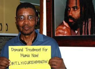 LIFE SAVING TREATMENT NOW FOR MUMIA ABU-JAMAL