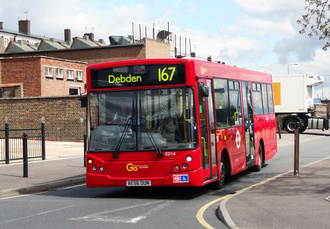 Save the 167 Bus Route