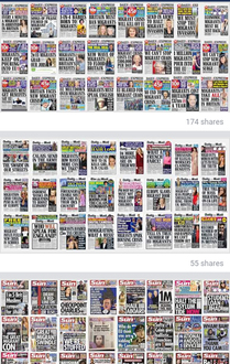 Publish retractions on the same page as misleading articles.