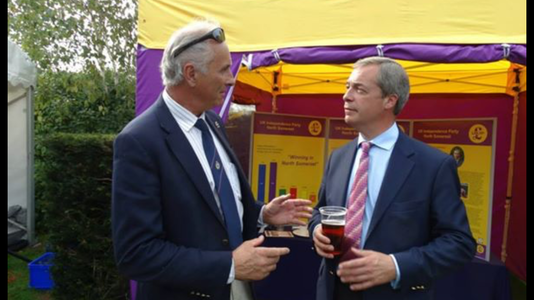 Farage to be included in Brexit Negotiations