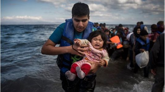 Help 4,000 refugees get to Ireland