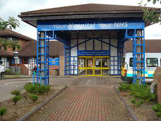 Mike Penning: deliver a post Brexit hospital for West Herts