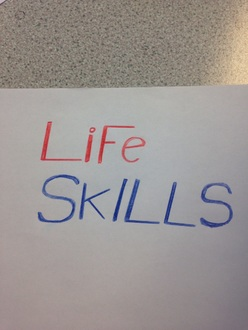 To incorporate transferable life skills into the curriculum