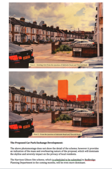 Save Ilford South (post-codes IG1, IG2 & IG3)  from Over-Development