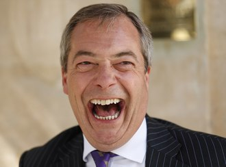 Call for Farage to now resign as an MEP