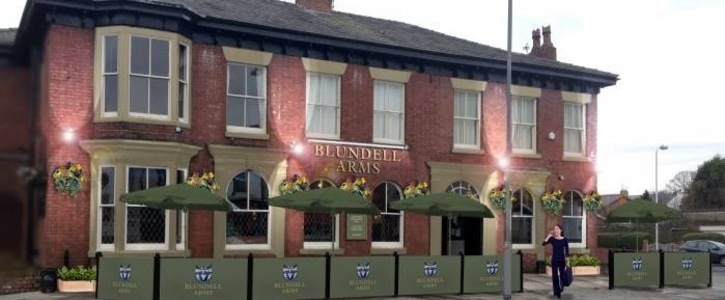 Turn the Blundell Arms into a community pub