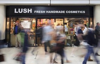 Lush, Have a heart; delay leaving Poole
