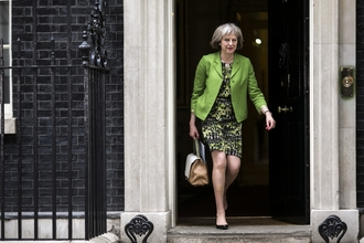 Petition for a snap election following the appointment of Theresa May as PM