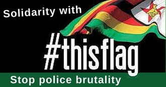 Solidarity with #ThisFlag #FreePastorEvan stop police brutality
