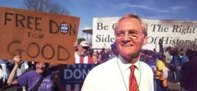 Please Pardon Don Siegelman!
