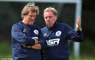 Give Harry and Hoddle the England Job
